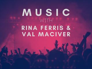 Music PR | Rina Ferris & Val MacIver