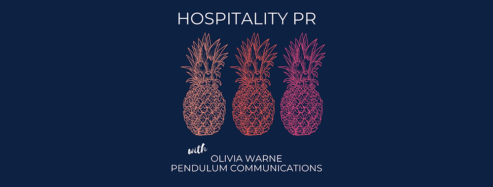 Why You Should Work in Hospitality PR on PR podcast