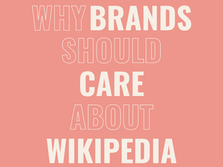 Why Brands Should Care About Wikipedia
