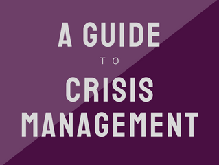 A Guide To Crisis Management