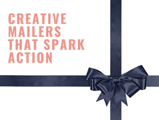 Creative Mailers That Spark Action