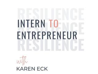 PR Intern to Entrepreneur with Karen Eck