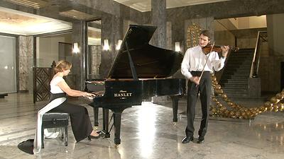 Eliane REYES et Lorenzo GATTO