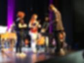 Camille et Julie BERTHOLLET en concert à Huy