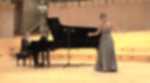 Julie MOSSAY - Philippe RIGA Salle Philharmonique de Liège