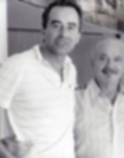 avec Astor PIAZZOLLA