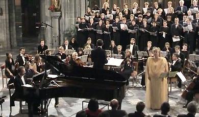 Françoise VIATO£UR - Orchestre Convivium - Patrick DHEUR