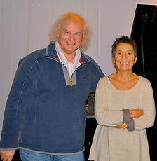 Luc BAIWIR et Maria Joao PIRES