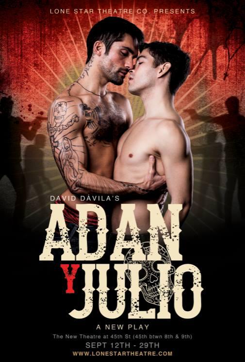 Poster designed by Luis Urrutia