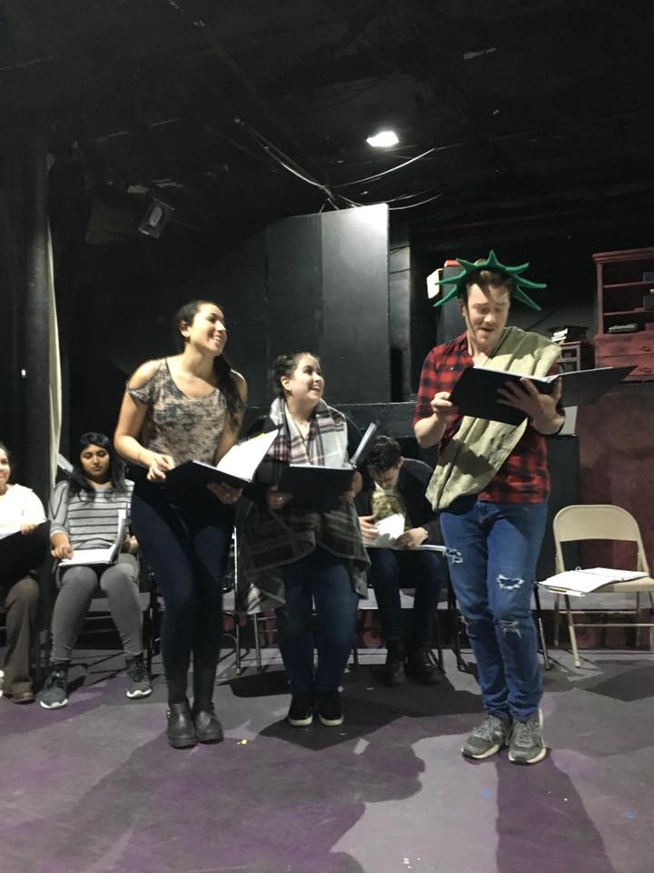 Gallery Players Workshop Cast 2018
