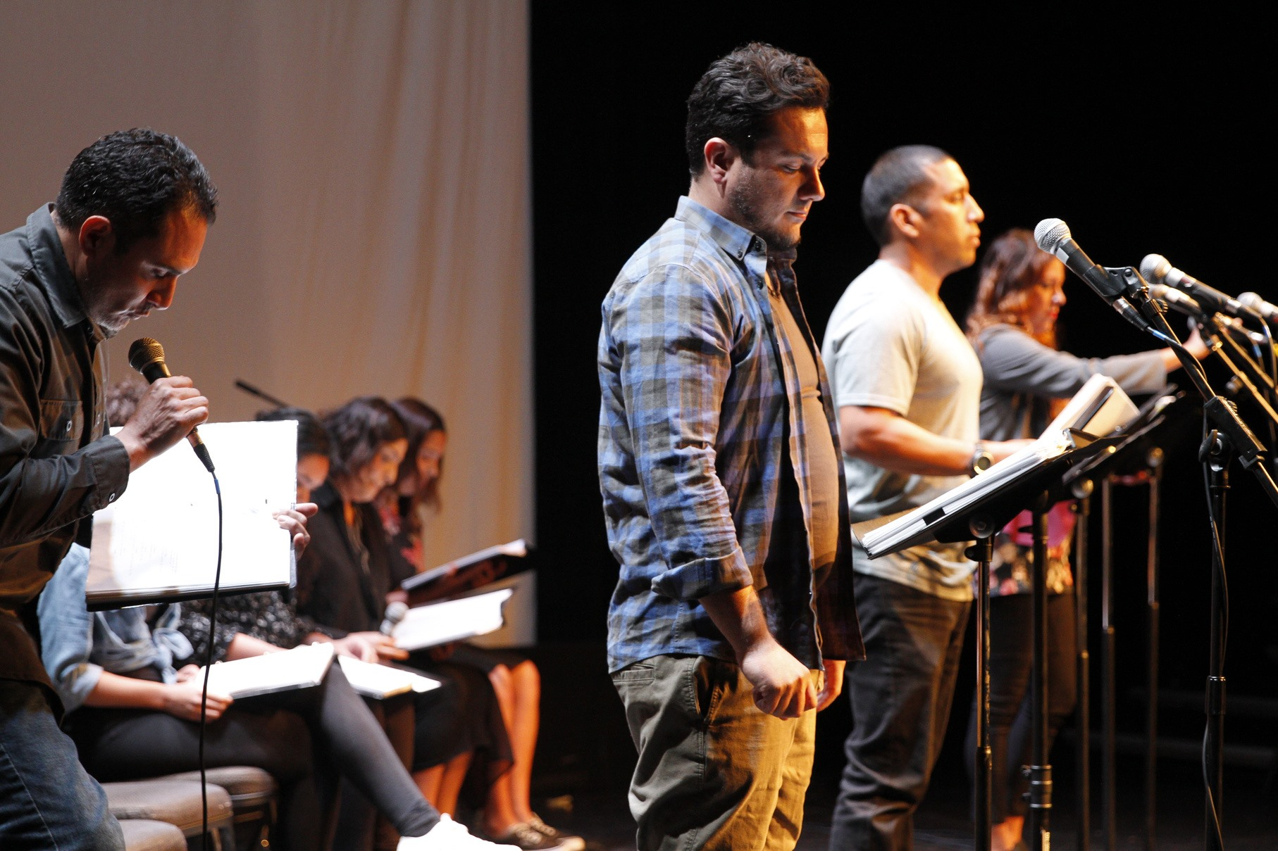 San Diego Rep LatinX New Play Festival