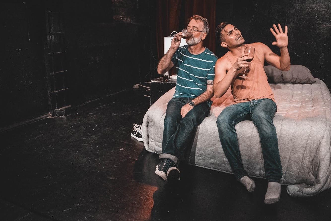 Daniel Hidalgo & David Michael Kirby