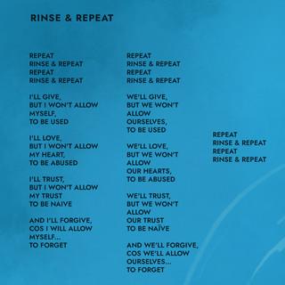 Rinse and Repeat Lyrics