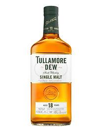 TULLAMORE D.E.W. 18 YO