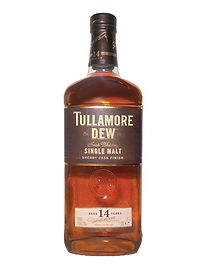 TULLAMORE D.E.W. 14 YO Sherry Cask Finish