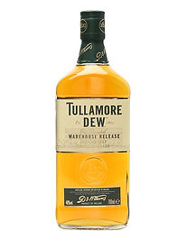 TULLAMORE D.E.W. Old Bonded Warehouse Release