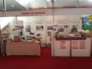 Espai Terra de Baridà fira de Sant Ermengol 2013