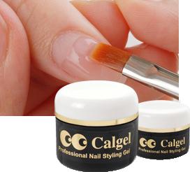 Calgel Nail Extensions
