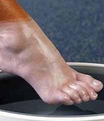 Paraffin Wax Treatment - Feet