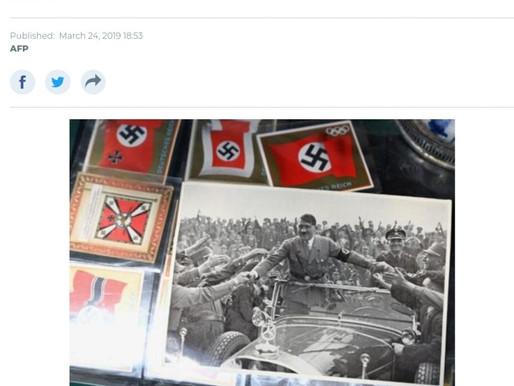 Família alemã doará 10mm de euros após revelação de seu passado nazista