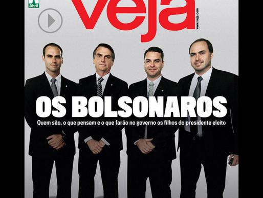 Minha consultoria à família Bolsonaro