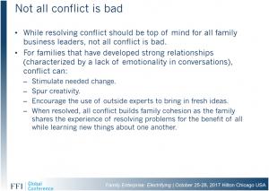Conflito é um ativo estratégico nas maiores empresas familiares do mundo