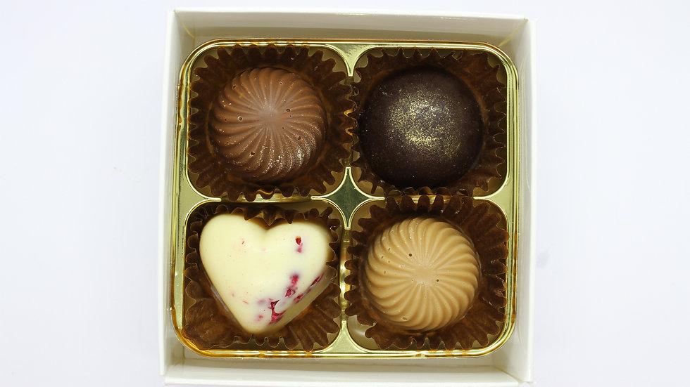 Classic Harrison Chocolate Gift box of 4