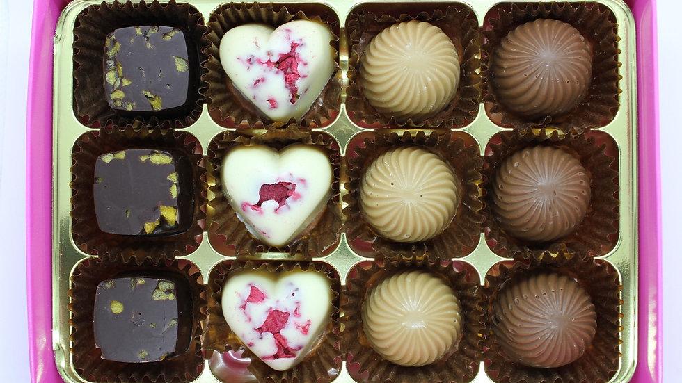 Harrison Chocolate Box of 12