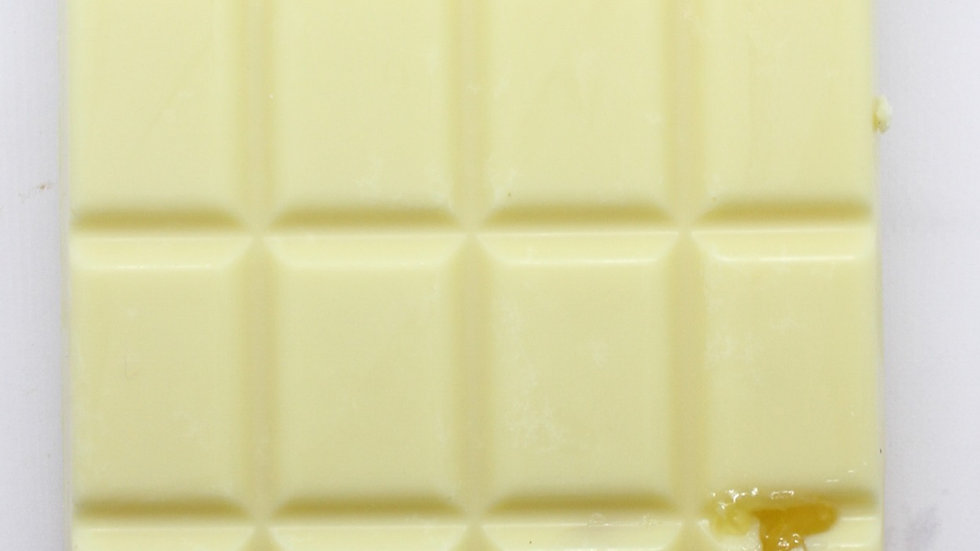 Lemon Curd White Chocolate Bar