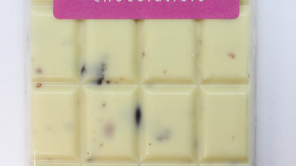 White Morello Cherry Chocolate Bar