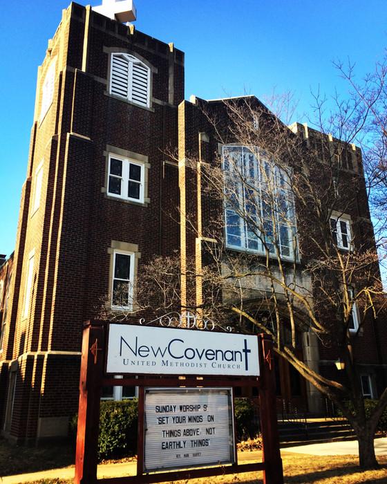 NOVEMBER 2017: SERVING THE CARDONDELET NEIGHBOHOOD FOR 140 YEARS