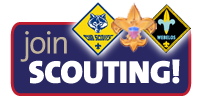 Cub Scout recruiting!