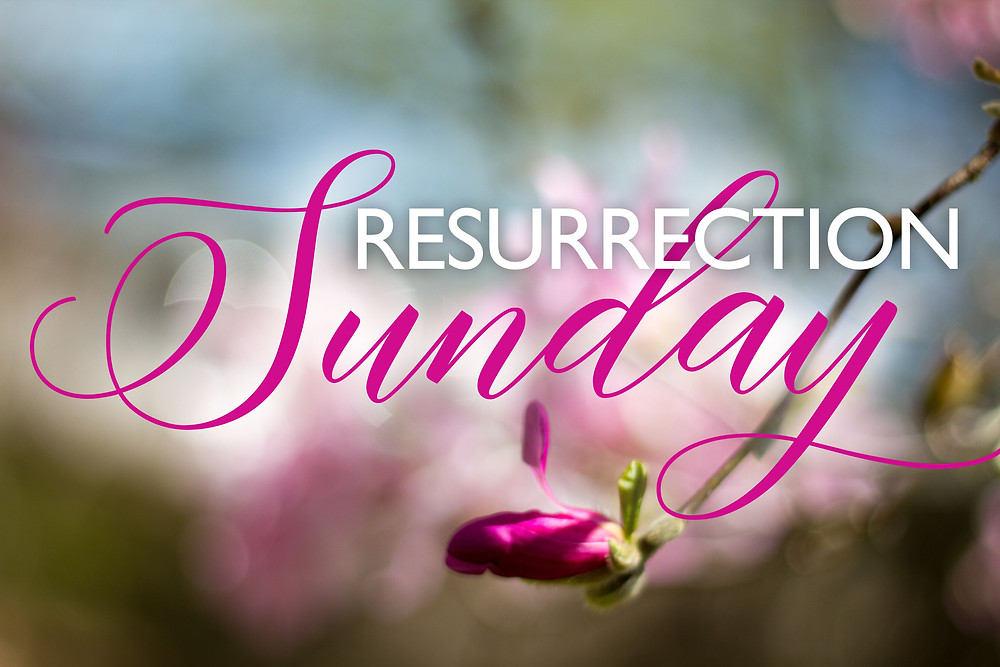 Easter Sunday Online @ 9:00 a.m.