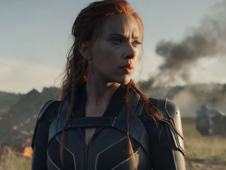 """Black Widow"" Coming to Disney+ via Premier Access"