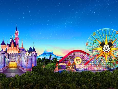 Disneyland Reopening Web Story