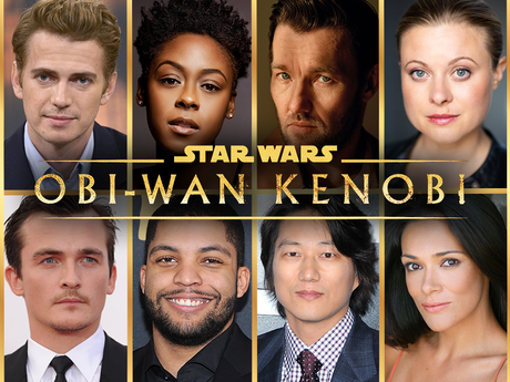 Obi-Wan Kenobi Mini-Series Cast Announced