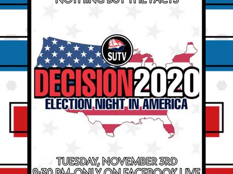 Decision 2020: Election 2020 Live Updates