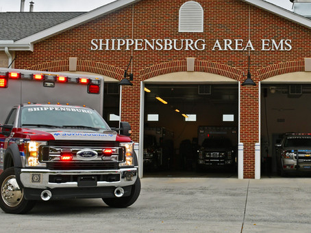 Shippensburg EMS Captain Speaks on Struggles during COVID-19