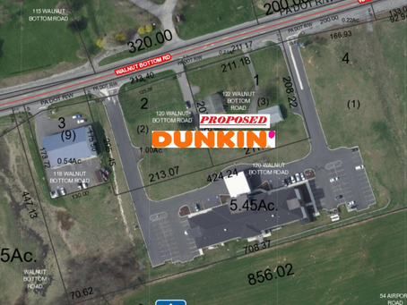 New Dunkin Donuts Coming to Shippensburg
