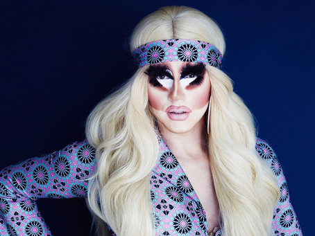 Famous Drag Queen Announces Co-Ownership of Small-Town LGBTQ+ Bar