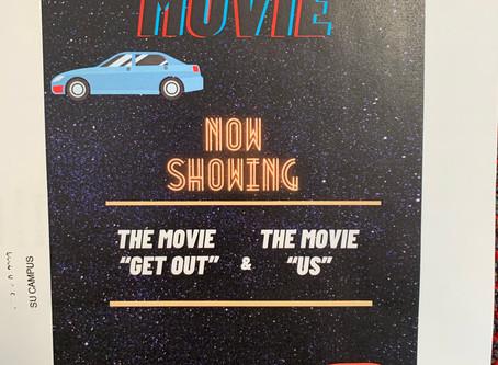 SGA Presents Drive-In Movie Night