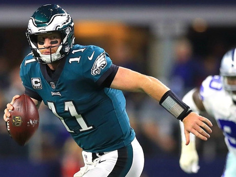 Eagles, Cowboys to Square Off in Key Week 8 Matchup on Sunday Night Football