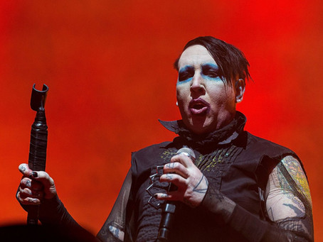 Marilyn Manson Dropped by Label Amidst Allegations