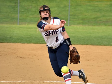 Shippensburg Softball Splits the Weekend