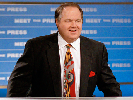 Longtime GOP Radio Host Rush Limbaugh, Dead at 70 After Cancer Battle