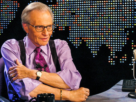 Larry King, Iconic Radio and Television Personality, Dead at 87