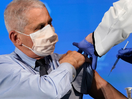 Fauci Says Americans Can Start Getting Vaccinated Around April