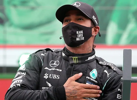 Lewis Hamilton Becomes Formula 1 All-Time Leader