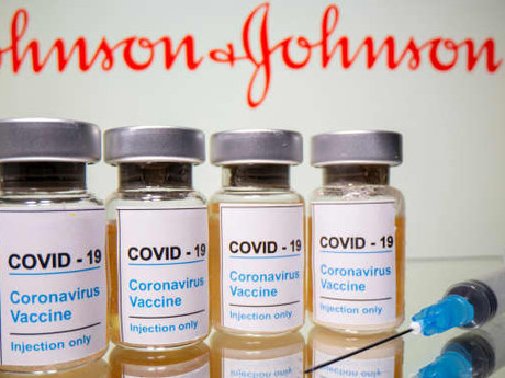 CDC and FDA taking a small pause on the Johnson & Johnson Vaccine