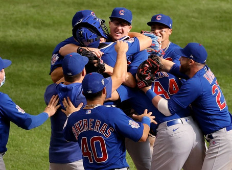 Cubs' Mills Brings Huge No-Hitter In Win Over Brewers